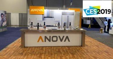 Anova Culinary présent au CES 2019 à Las Vegas